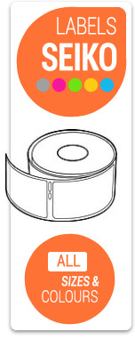 Cheap Seiko Labels in All Sizes and Colours